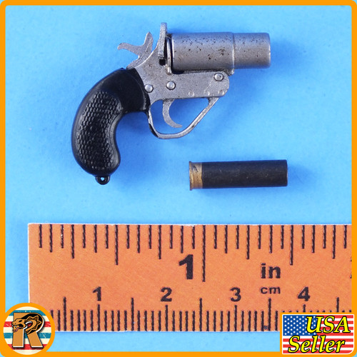 Blair Mayne SAS - Flare Pistol (Metal) - 1/6 Scale -