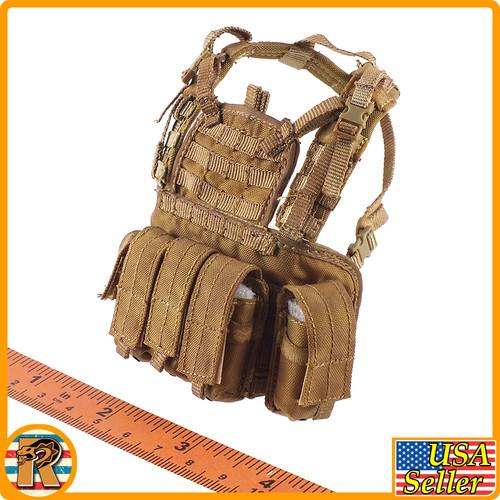 Wolf Warrior - Ammo Pouch Vest - 1/6 Scale -