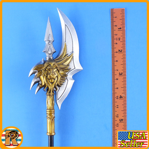Magic Knights - Large Axe #3 - 1/6 Scale -