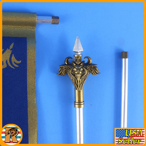 Magic Knights - Huge Banner Set #3 - 1/6 Scale -