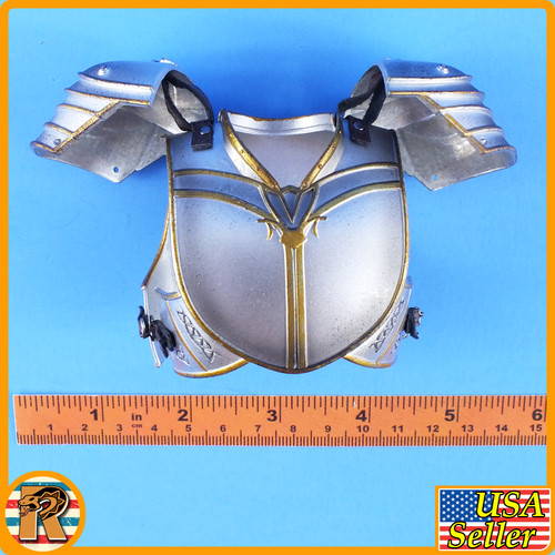 Magic Knights - Chest Armor Set (Metal) - 1/6 Scale -