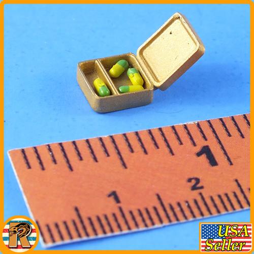 Bad Cop - Pill Box - 1/6 Scale -