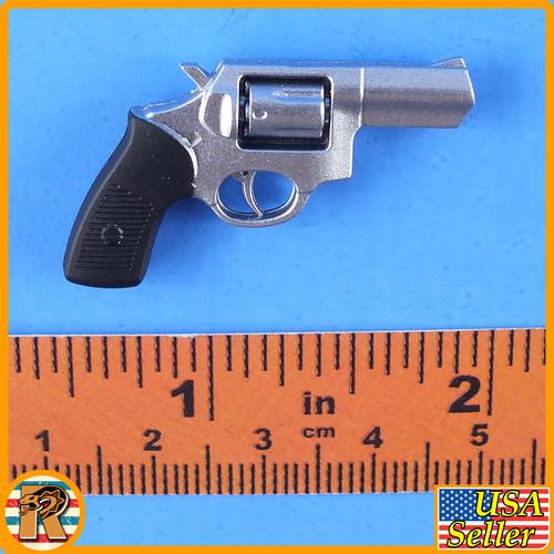 Bad Cop - Revolver & Shoulder Holster - 1/6 Scale -