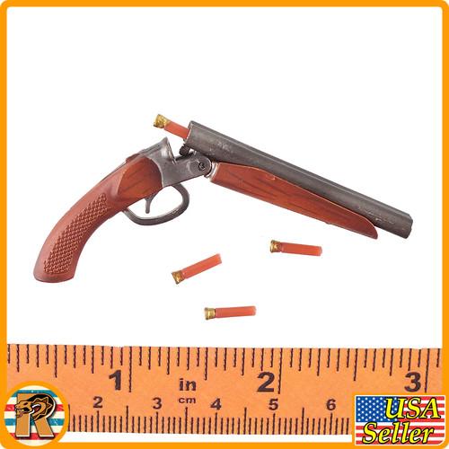 Rambo Last Blood - Sawed off Shotgun #2 - 1/6 Scale -