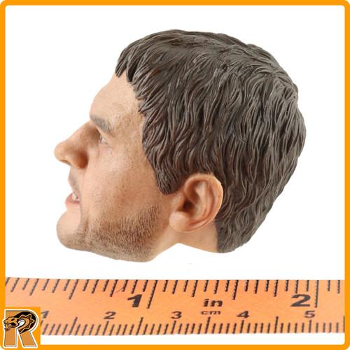Rome Imperial Centurion - Head Sculpt (Grr Face) - 1/6 Scale