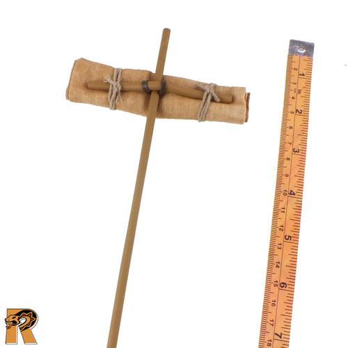 Rome Reloaded Infantry - Marching Pole & Bedroll - 1/6 Scale