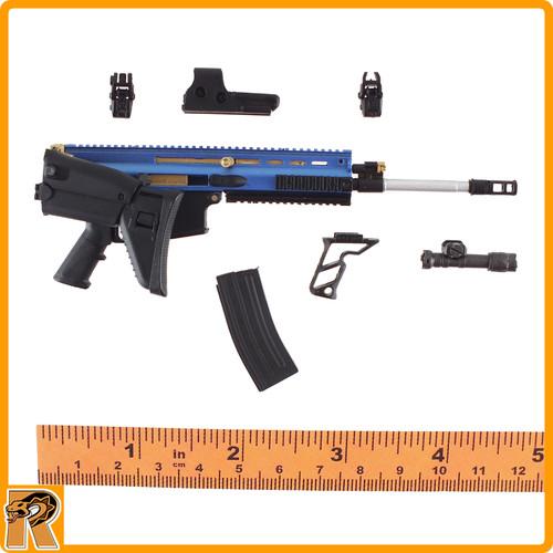 Quarantine Zone Agent - SCAR Assault Rifle Set - 1/6 Scale -
