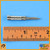 GK Van Ness (SE) - Knife - 1/6 Scale -