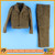 WWII US Army Officer B - Uniform Set (Metal Badges) - 1/6 Scale -