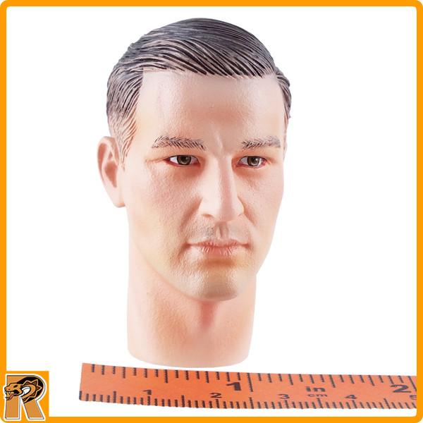 60047 US Heads - Head w/ Round Chin #3 - 1/6 Scale -
