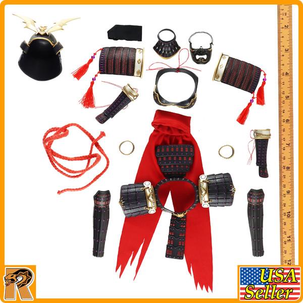 Phantom Killer - Female Full Shogun Armor Set - 1/6 Scale -