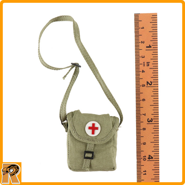 Eighth Route Female Medic - Medic Pouch - 1/6 Scale