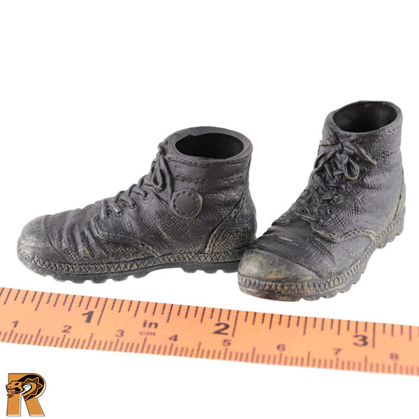 Die Hard Johnny 2.0 - Boots for Feet - 1/6 Scale