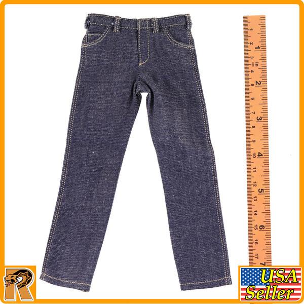 XM005 - Blue Jeans Pants - 1/6 Scale -