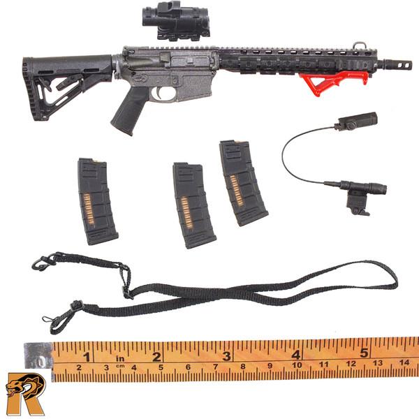 MC War Angel Angela - HK Assault Rifle - 1/6 Scale -