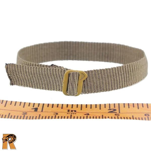 CT014 Military Female - Tan Belt A - 1/6 Scale -