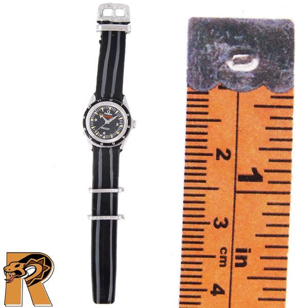 Spectre James Bond - Wrist Watch - 1/6 Scale -