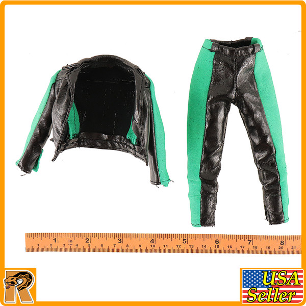 Danger Girl Abbey Chase - Female Uniform *READ* - 1/6 Scale -