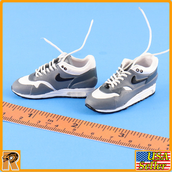 Parker Field Trip 1016A - Running Shoes (for Feet) - 1/6 Scale -