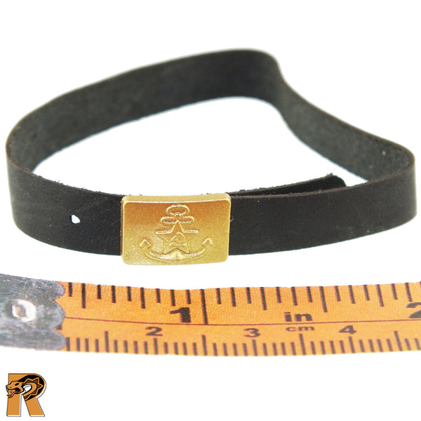Soviet Red Navy - Leather Belt - 1/6 Scale