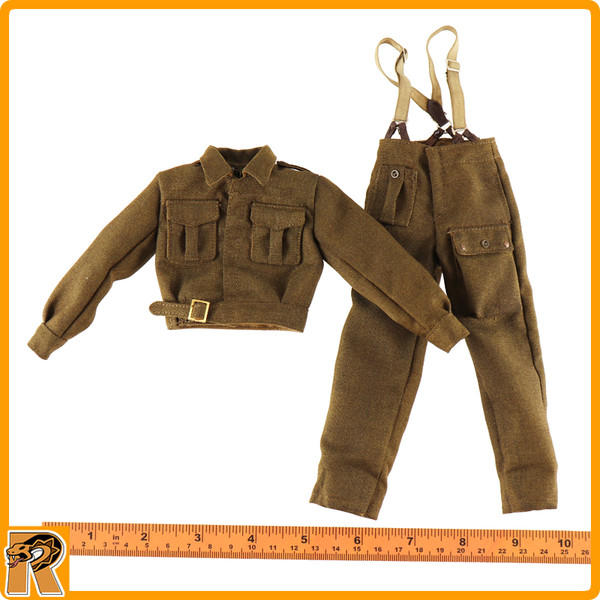 Charlie *A* Red Devils SGT - Uniform Set - 1/6 Scale -