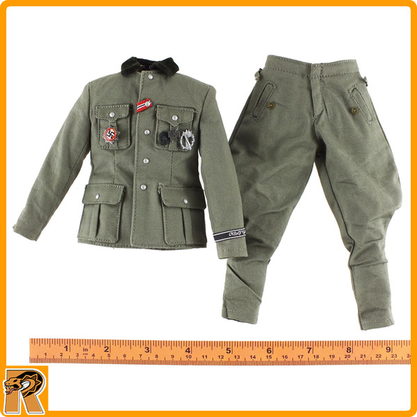 Kurt Meyer - Uniform Set w/ Badges - 1/6 Scale -