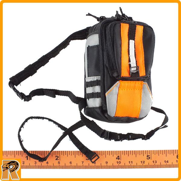 Quarantine Zone Agent - Backpack w/ extra Belt Strap - 1/6 Scale -