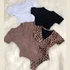 Happy Cami Shaper Bodysuit Short Sleeves