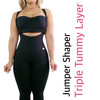 Jumper Shaper Triple Tummy Layer
