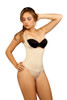 Eve Body Suit Thong - Nude