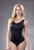 Inna Shaping Tank Bodysuit Black