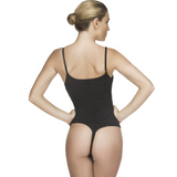 Eve Body Suit Thong - Black