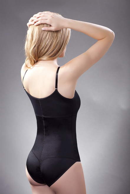 Lea Brief Body Suit - Black