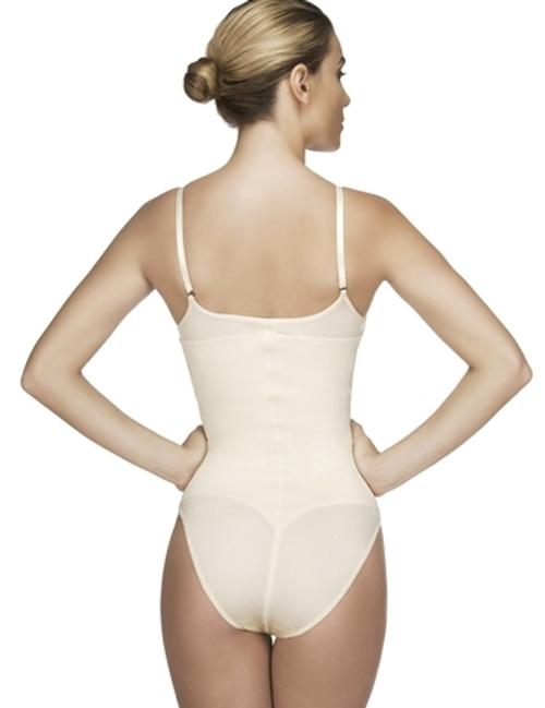 Lea Brief Body Suit - Nude