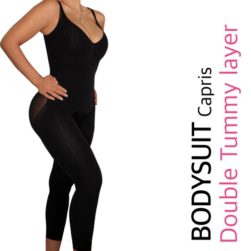 BODYSUIT HAPPY BUTT NO.7 CAPRIS