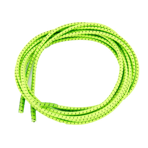 Stretch Elastic Shoelaces Green