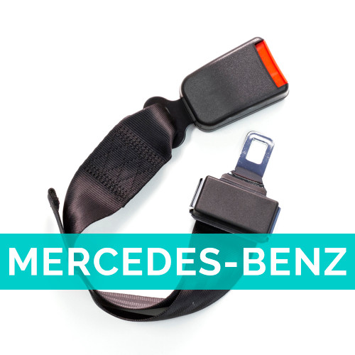 Mercedes-Benz Car Seat Belt Extender