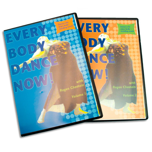 Every Body Dance Now Volume One and Volume Two DVDs