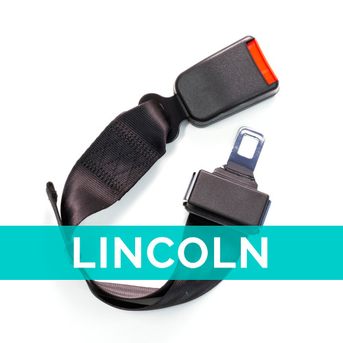 Lincoln Car Seat Belt Extender
