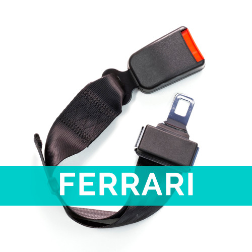 Ferrari Car Seat Belt Extender