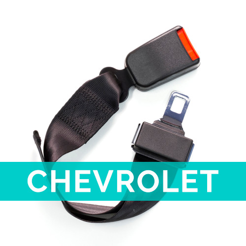 Chevrolet Car Seat Belt Extender