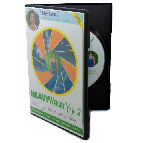 Heavyweight Yoga DVD Volume 2