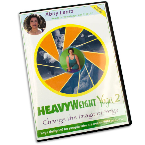 Heavyweight Yoga DVD Volume 2