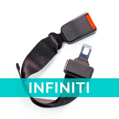 Infiniti Car Seat Belt Extender