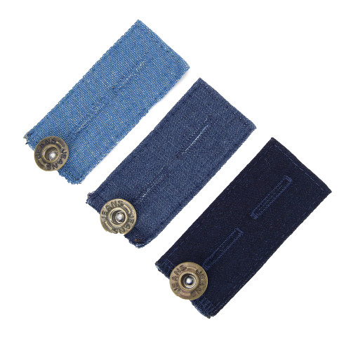 Denim Pant Waistband Extender 3-Pack
