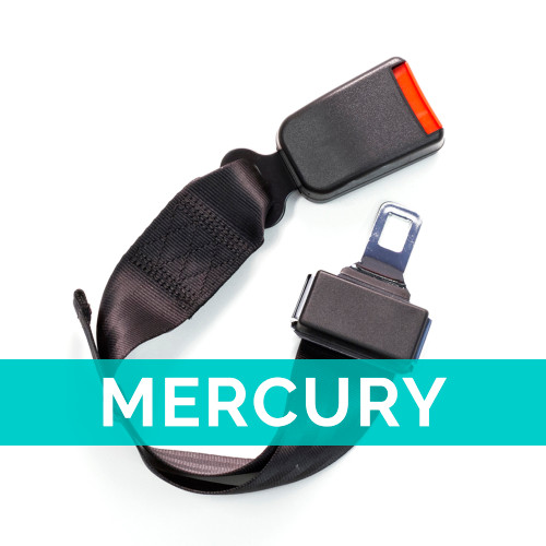 Mercury Car Seat Belt Extender