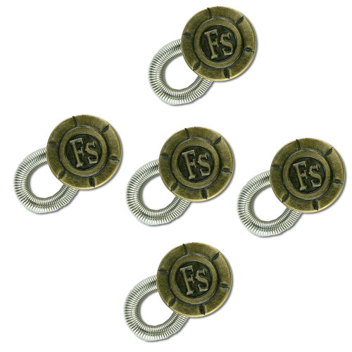 FS Spring Button Pant Extender (5-Pack)