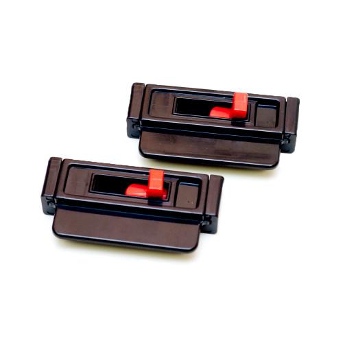 Seat Belt Tension Adjuster from Seat Belt Extender Pros (Black)