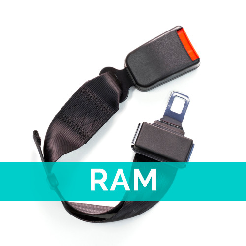 Ram Car Seat Belt Extender