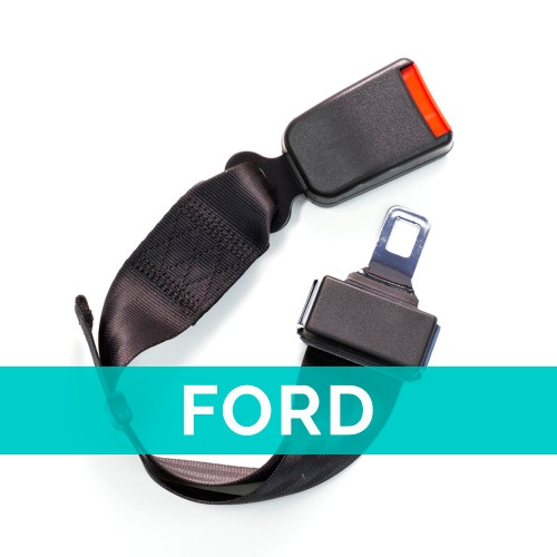 Ford Car Seat Belt Extender